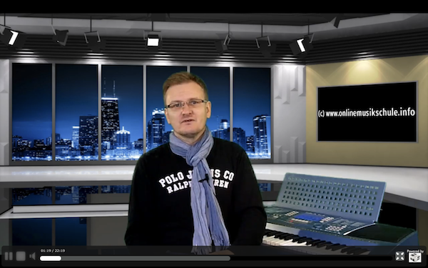 keyboard spielen lernen onlinemusikschule 2