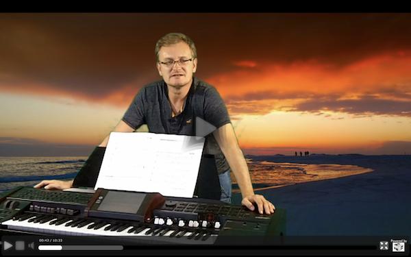 keyboard spielen lernen onlinemusikschule 6