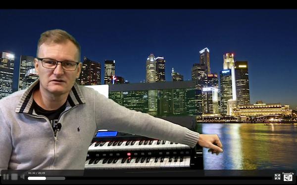 interaktiv keyboard lernen