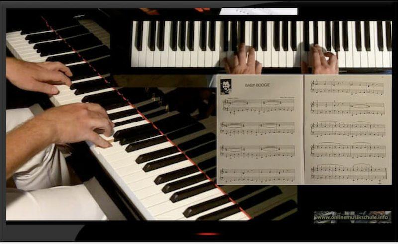 boogie 3 onlinemusikschule