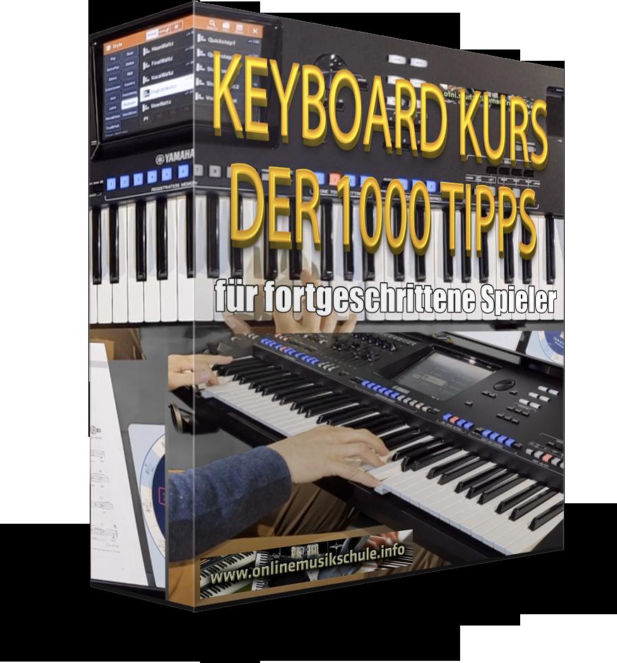 keyboard kurs der 1000 tipps