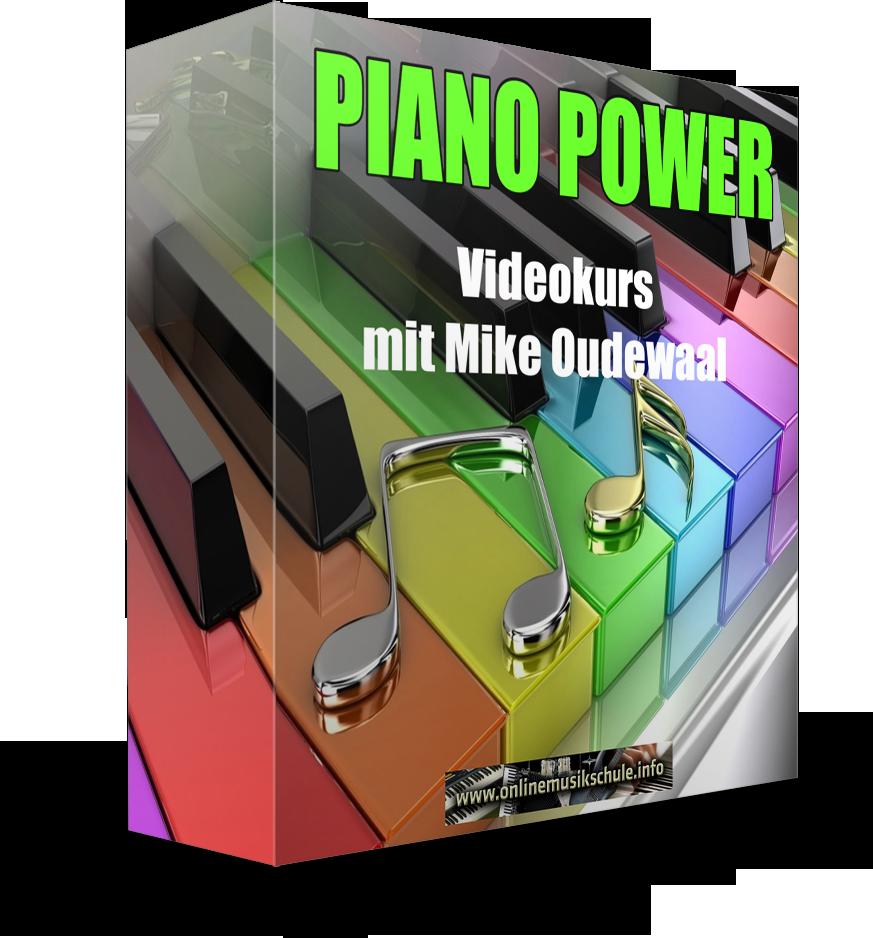 piano-power-Mike oudewaal onlinemusikschule